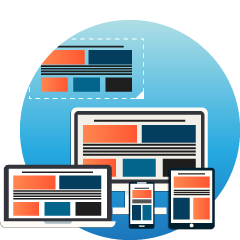 responsive web design in victoria